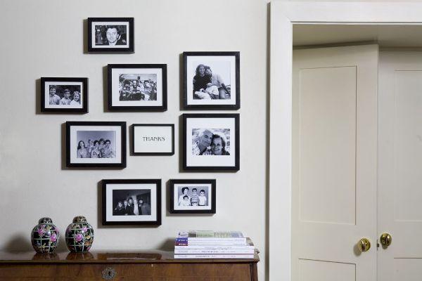 Come appendere i quadri alle pareti - LINEATRE ARREDAMENTI