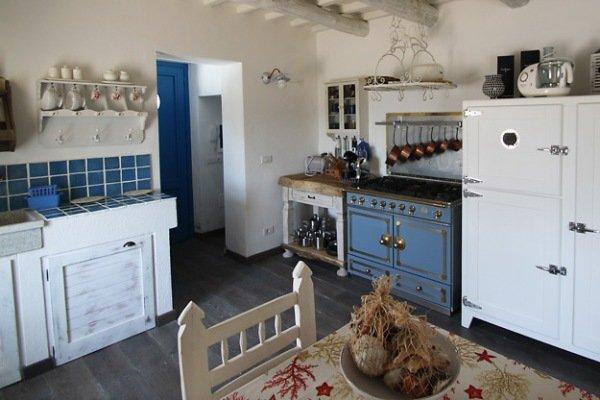 Il giusto stile per la casa al mare female world il - Cucina casa al mare ...