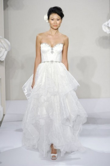 Foto abiti da sposa con bustino  Blog su abiti da sposa Italia