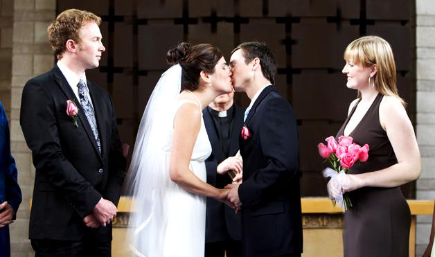 Testimone di nozze: come scegliere la persona giusta