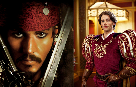 Principe o pirata?