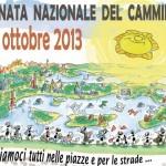 Giornata del Camminare, domenica tutti a piedi per la seconda edizione