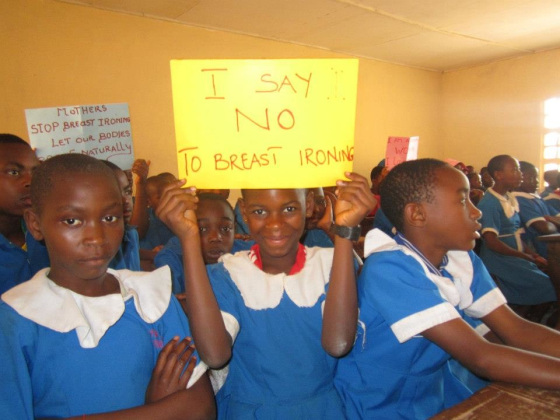 Breast Ironing: una terribile mutilazione femminile