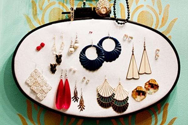 Porta orecchini fai da te online tra cui il bracciale pandora costo e il gioielli etnici - Porta gioielli fai da te ...