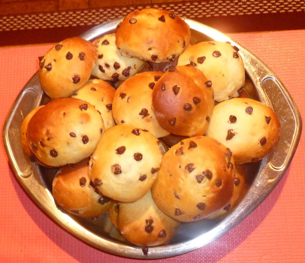 Famoso Panini dolci con gocce di cioccolato - Female World - Il blog  WX42