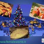Menu di Natale: ricette col salmone