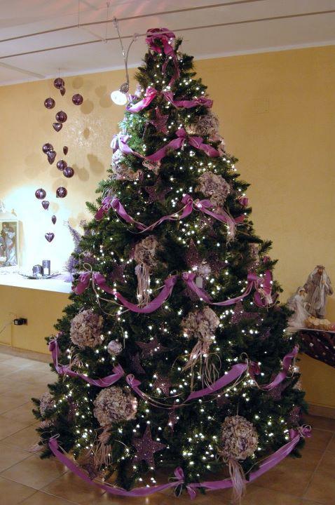 Test dell 39 albero di natale female world il blog delle for Decorazioni natalizie leroy merlin