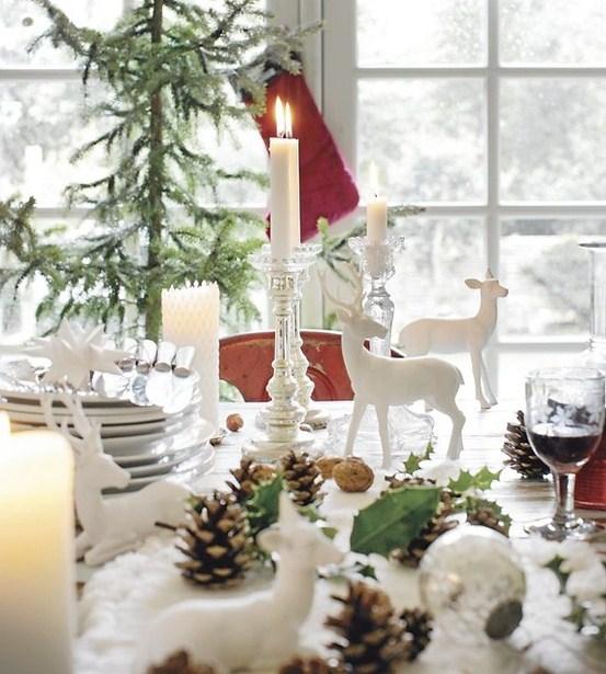 come addobbare la casa per natale tavola natalizia : Vigilia di Natale: idee originali per la tavola ? tavola di natale ...