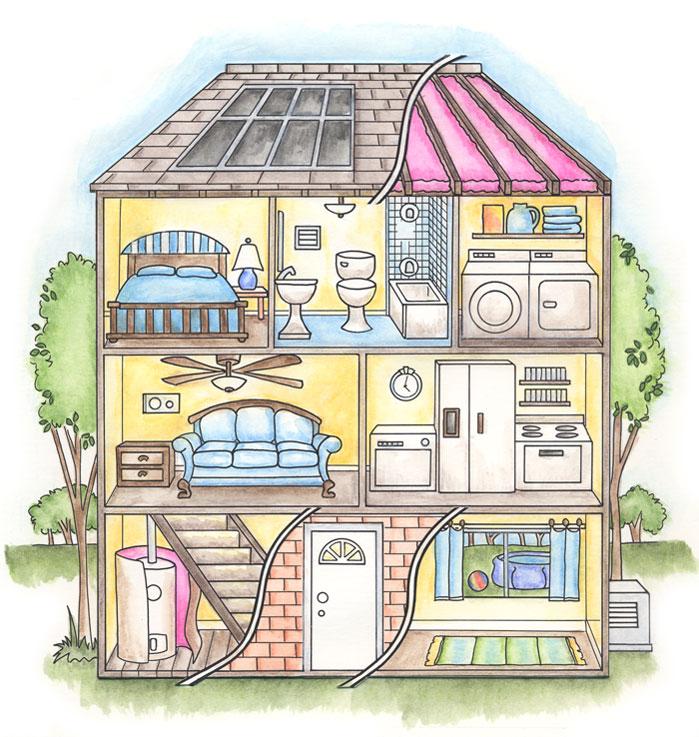 feng shui: stare bene in casa - female world - il blog delle donne - Arredare Casa Feng Shui