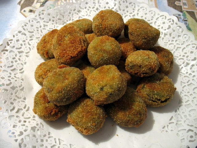 Polpette di spinaci female world il blog delle donne for Cucinare spinaci