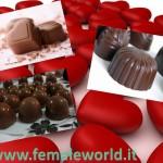 San Valentino: è tempo di cioccolatini