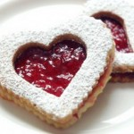 Dolci San Valentino: biscotti con la marmellata