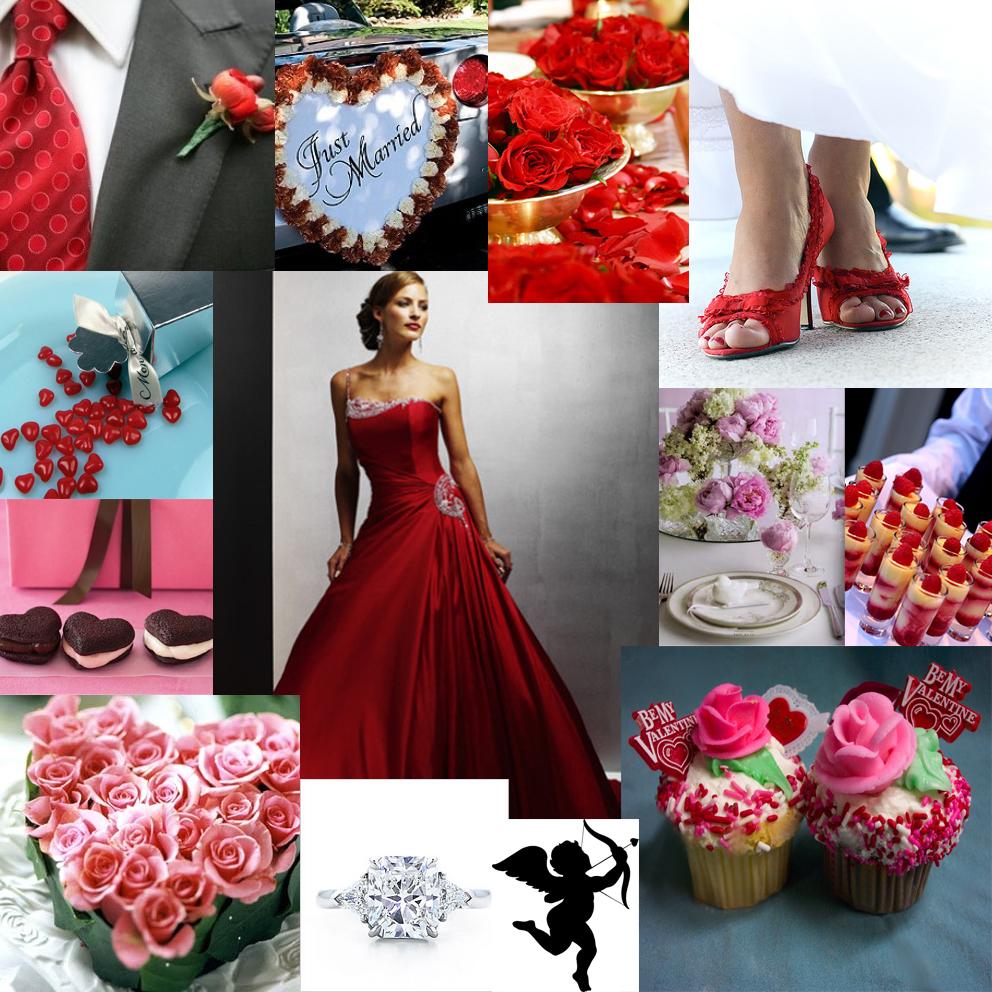 Matrimonio Tema Rosso : Matrimonio a san valentino female world il delle