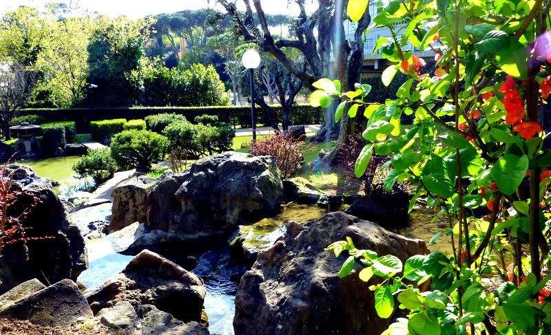 Giardino dell 39 istituto giapponese visite guidate gratuite for Giardino giapponesi