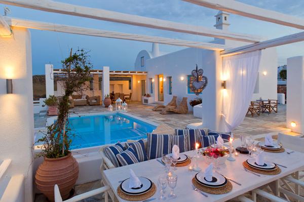Il giusto stile per la casa al mare female world il for Idee di design per la casa sul lago