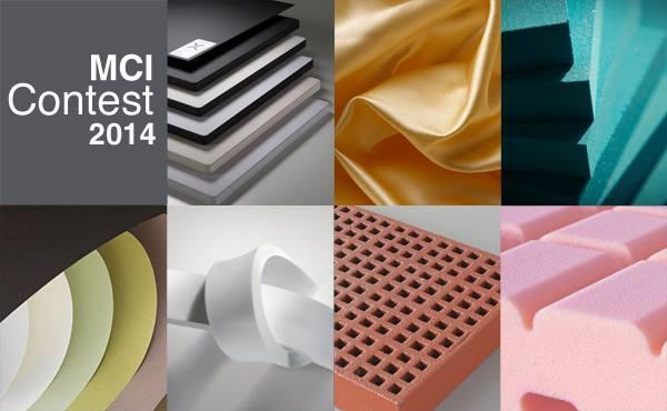 mci contest 2014 progetti su materiali innovativi e