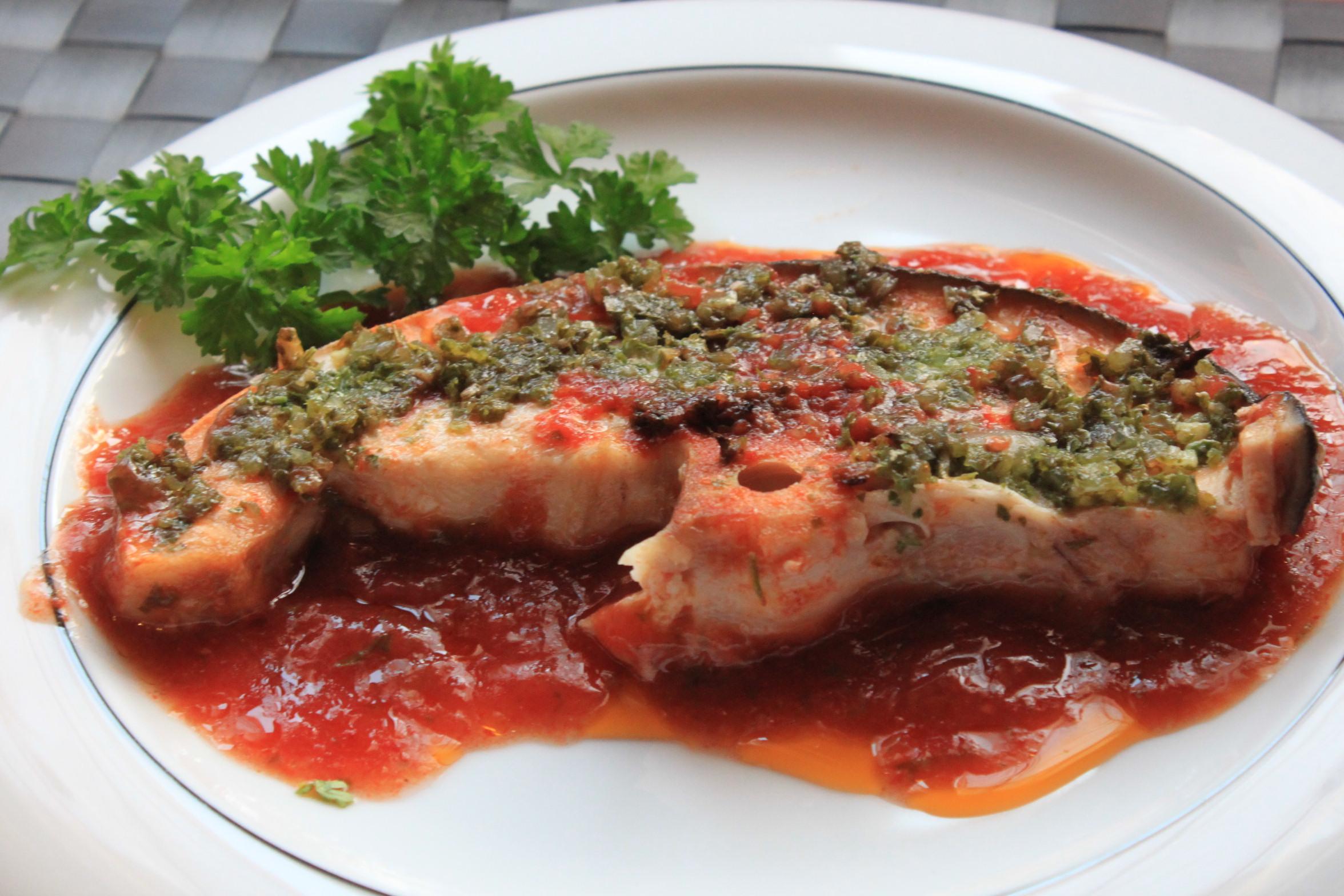 Pesce Spada Al Forno Female World Il Blog Delle Donne #A63825 2352 1568 Foto Di Mattonelle Per Cucina