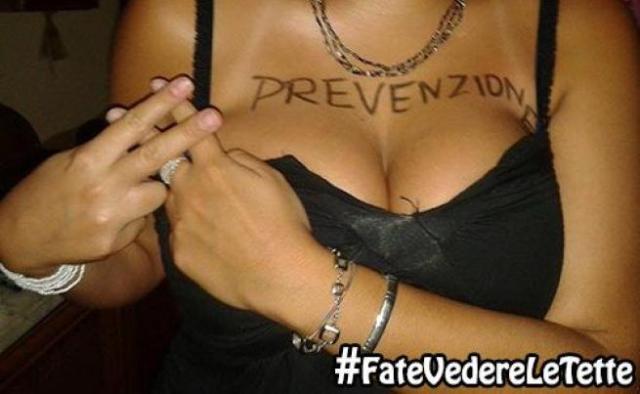 Fate Vedere Le Tette: nuovo hashtag nella lotta al cancro al seno