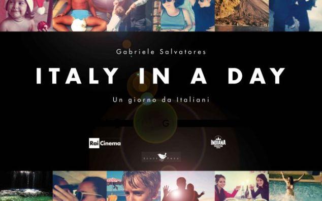 """Festival del cinema di Venezia: """"Italy in a day"""" fuori concorso"""