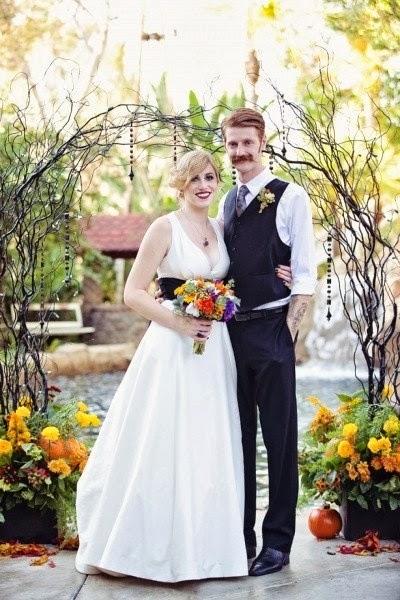 Matrimonio ad Halloween: tante idee per organizzarlo