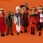 Halloween: costumi per bambini fai da te