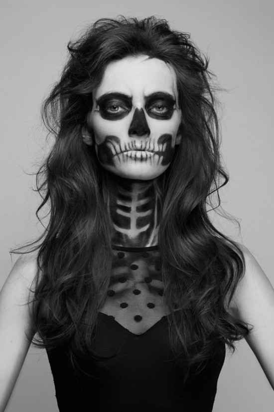 i 20 make up di halloween pi spaventosi female world