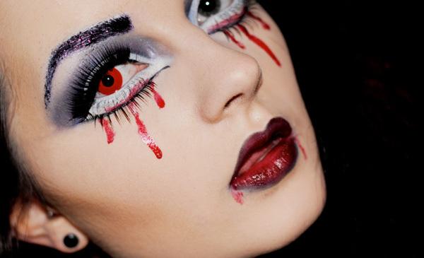 TEST: Make up Halloween quale fa per te  Female World - Make Up Fr Halloween