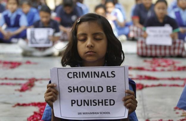 Violenza sulle donne: legge del taglione, il caso indiano