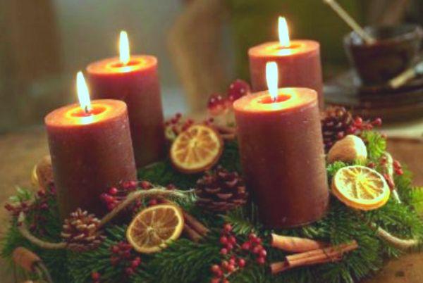 Idee per un natale low cost crea decorazioni natalizie - Decorazioni per natale fai da te ...