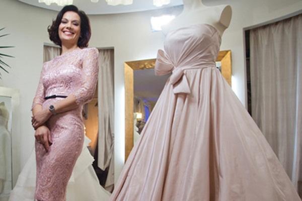 Alessandra Rinaudo: abiti da sposa con effetto a sorpresa