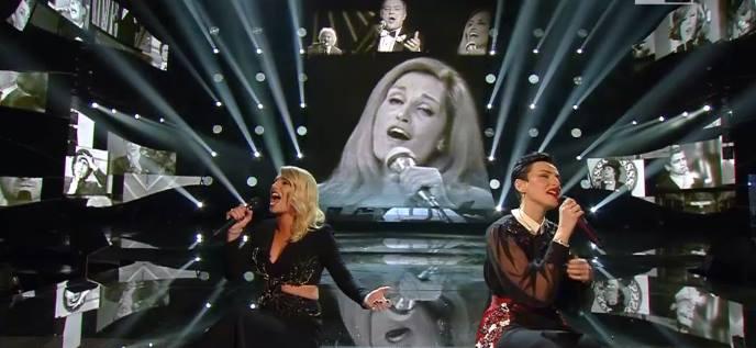 Sanremo 2015, duetto Emma Arisa: le lacrime della cantante salentina
