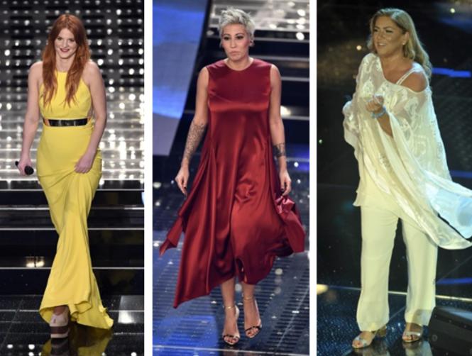 Sanremo 2015: i look migliori della prima serata