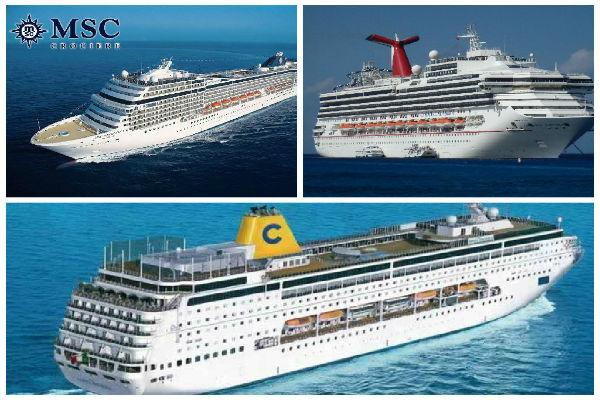 Lavorare a bordo delle navi da crociera female world for Quali cabine sono disponibili sulle navi da crociera