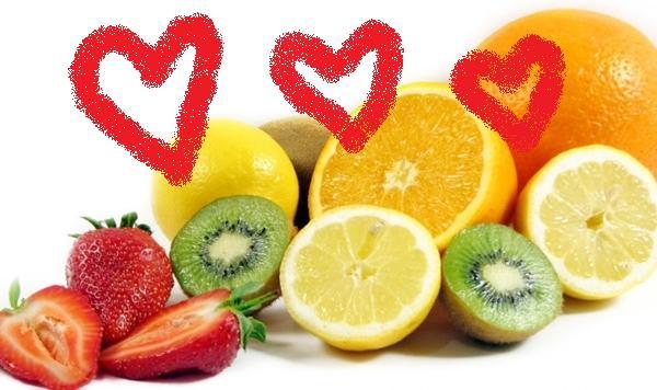 Vitamina C: benefici per il cuore