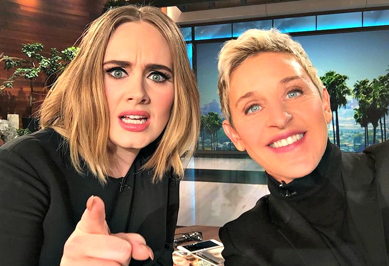 Grammy Awards: Adele stecca con la canzone