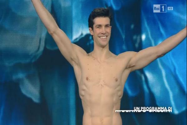 Sanremo 2016: Roberto Bolle ospite della serata finale  Female World