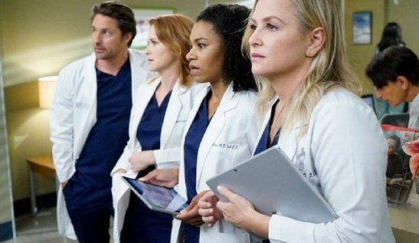 Grey's Anatomy 13, anticipazioni: disastro aereo nel mid-season finale