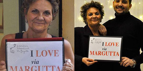 """""""I LOVE VIA MARGUTTA"""": mille scatti in mostra"""