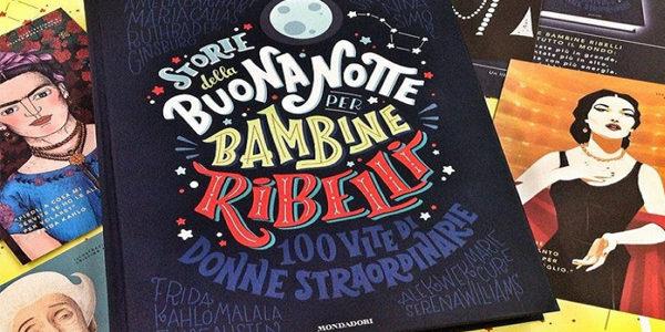 Storie della buonanotte per bambine ribelli, Elena Favilli all'incontro di Bologna