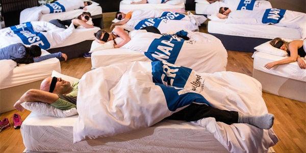 Napercise, andare in palestra per dormire: tendenza che arriva da Londra