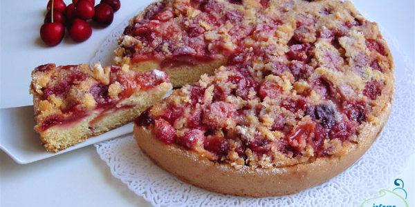 InForna con Silvana, prepariamo la torta soffice con le ciliegie