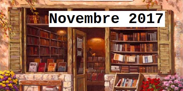 Libri in uscita a Novembre: ecco quali non perdere