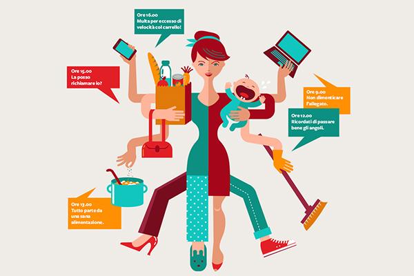 Consigli per mamme lavoratrici: come conciliare casa e lavoro