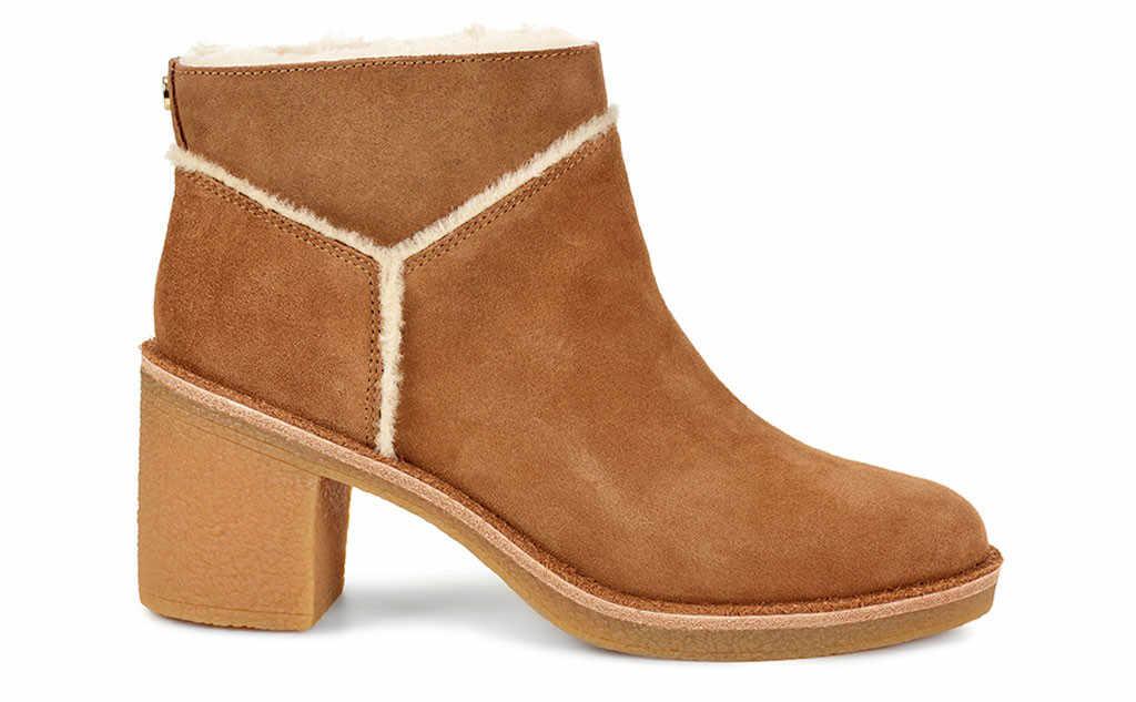 Novità scarpe: dagli Ugg con il tacco alle pantofole di peluche