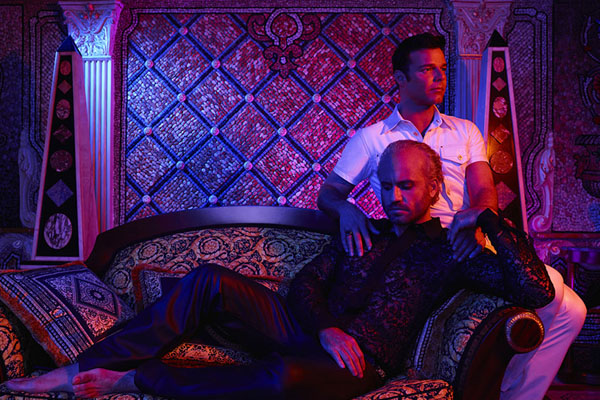 The Assassination of Gianni Versace con Ricky Martin