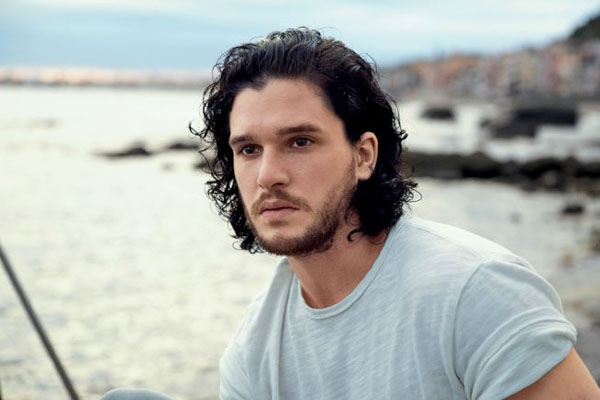 Kit Harington got 8