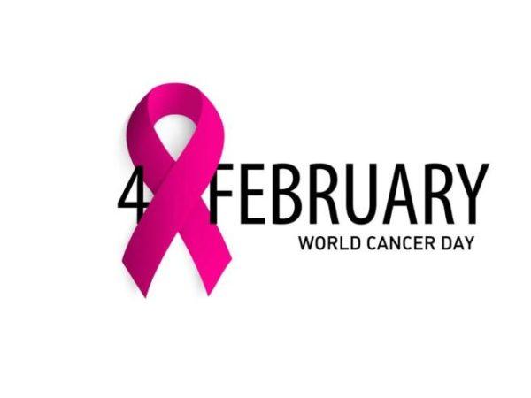 """Giornata Mondiale contro il cancro: """"Io sono, io sarò"""""""