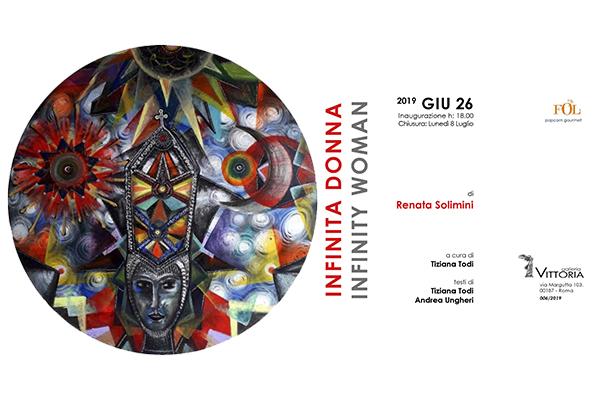Infinita Donna: la mostra di Renata Solimini a Galleria Vittoria