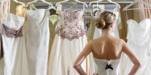 Come scegliere l'abito da sposa giusto