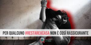 Violenza domestica: per molte donne restare a casa non è un invito rassicurante